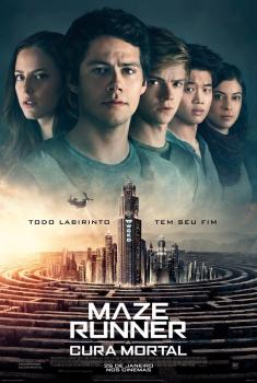 Maze Runner 3 - A Cura Mortal  (2018)