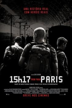 15h17 - Trem Para Paris (2018)