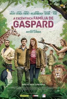 A Excêntrica Família de Gaspard (2018)